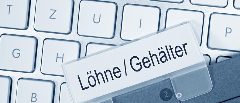 Lohn- Gehaltsabrechnung Steuerbuero Zietmann